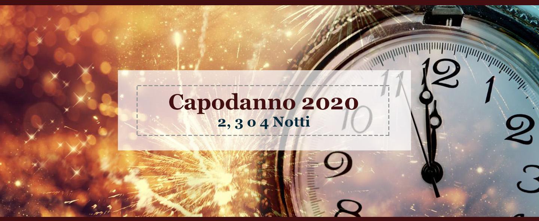 Pacchetti capodanno 2020 - Caramanico Terme