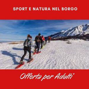 Sport e Natura nel borgo