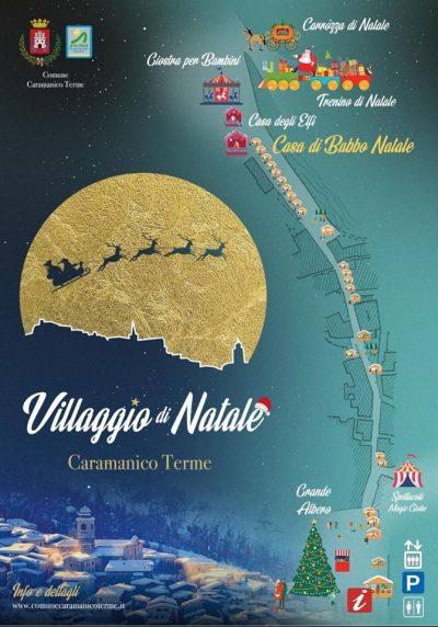 caramanico Natale Abruzzo